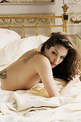 angelina jolie tattoos apple iphone wallpaper