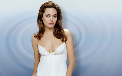 widescreen angelina jolie desktop