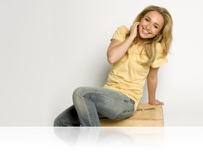 Hayden Panettiere Widescreen Wallpaper