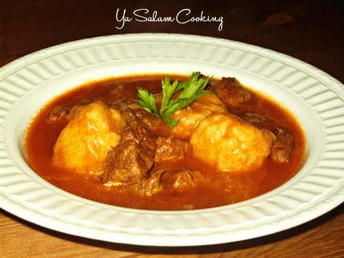 hungarian goulash soup gulyásleves bam s kitchen hungarian goulash ...