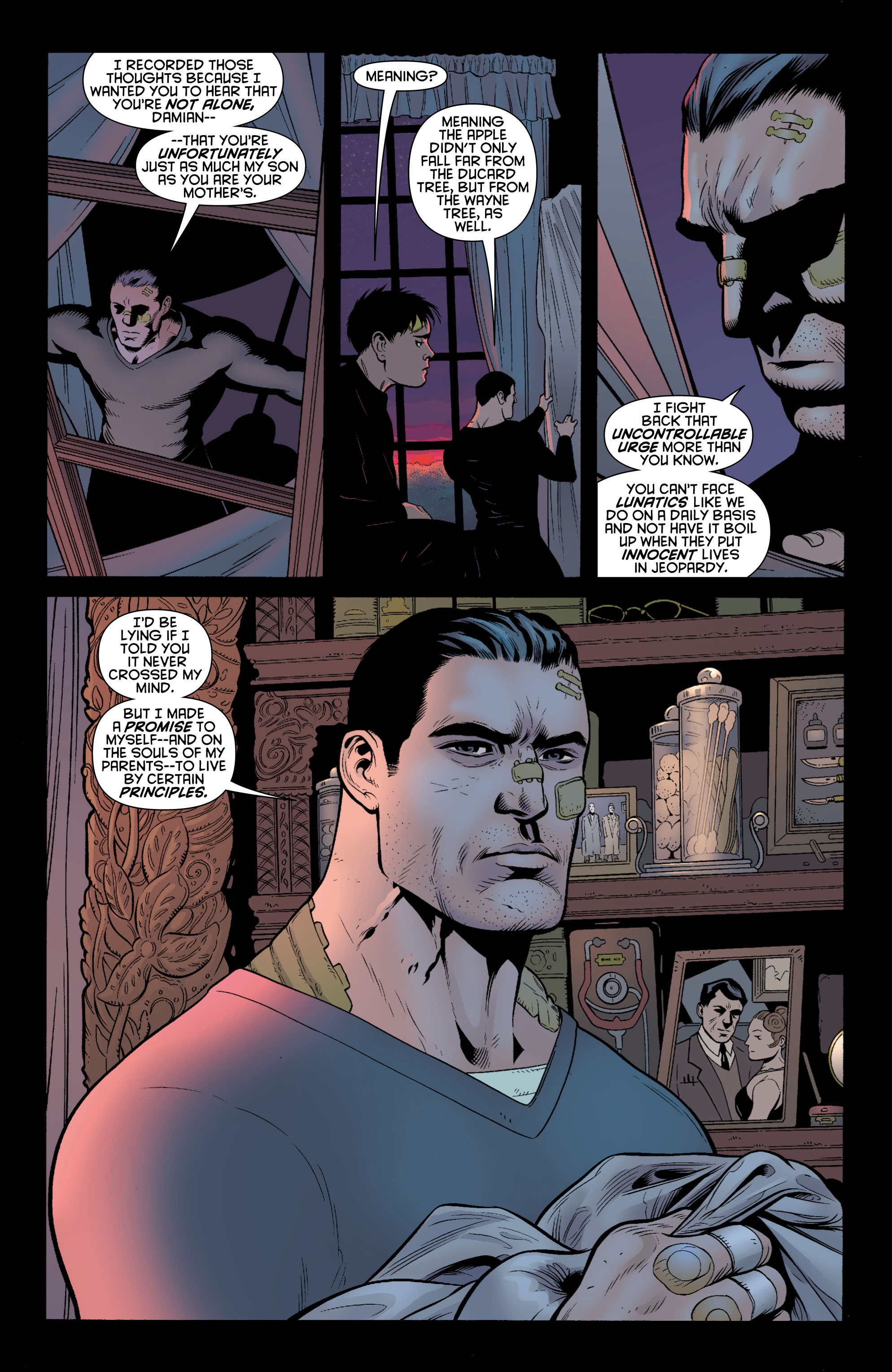 Batman and Robin (2011) chap 1 pic 166