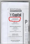 "A MÉDIA INVESTMENTS SA que comprou ""A Capital"" chama-se ""MEDIVISION, SA."