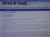 """No """"nosso Pravda"""" o Frei JD já foi promovido à categoria de """"Desbocado"""""""