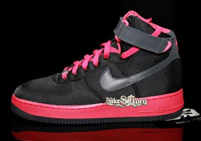 أحذية للمراهقين air-force-1-high-bla