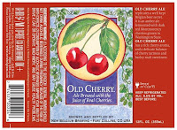New Belgium Old Cherry Ale
