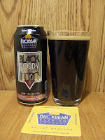 Buckbean Black Noddy Lager