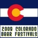 2009 Colorado Beer Festivals