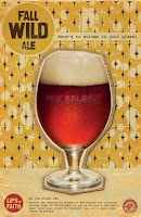 New Belgium Fall Wild Ale