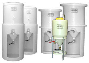 Minibrew fermenters