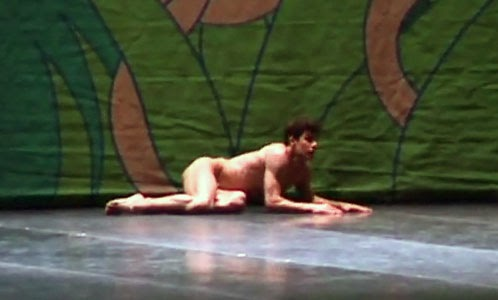 roberto bolle naked
