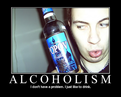 What Do Alcoholics Drink The Most
