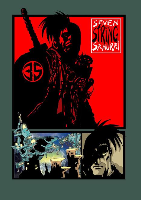 SEVEN STRING SAMURAI