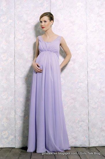 Prom Dresses For Pregnant Girls - Holiday Dresses