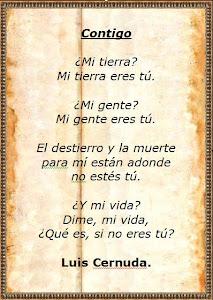 Poema de Cernuda