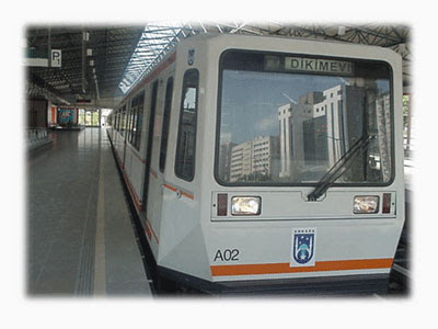 ankaray ankara metrosu