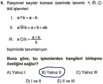 2010 lys matematik 8. soru