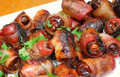 What's Cookin, Chicago?: Bacon Wrapped Dates