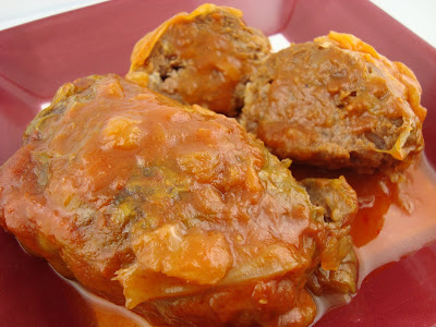 Galumpkis recipe