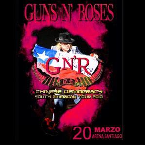 DVD GNR Chile  2010 movistar  arena  (descarga tempora) Guns+Stgo+2010