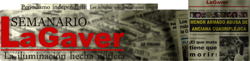 Semanario La Gaver