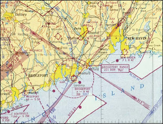 Cold War Air Museum History Of US National Airspace System - Us air traffic map