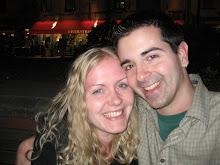 Christy and I