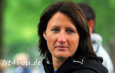 Sonja Fuss german soccer