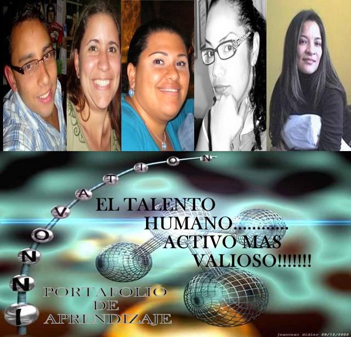 EL TALENTO HUMANO.. ACTIVO MAS VALIOSO