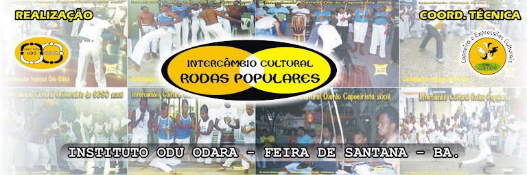 INTERCÂMBIO CULTURAL FEIRA DE SANTANA