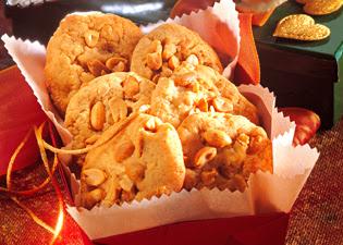 Kue Kering Tiga Kacang