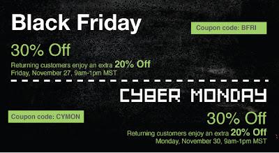 BodyGuardz 30% off Black Friday offer