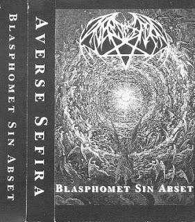 Averse Sefira - Blasphomet Sin Abset demo