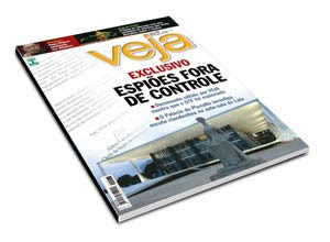Revista Veja - 13 de Agosto 2008