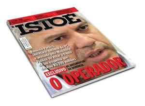 Revista Isto é - 27 Agosto de 2008