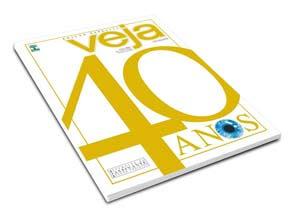 Veja - Edição Especial de Aniversário: 40 Anos