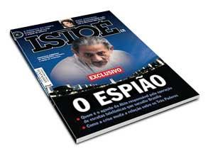 Revista Isto é - 10 de Setembro de 2008