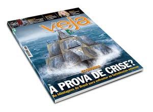 Revista Veja - 17 Setembro 2008