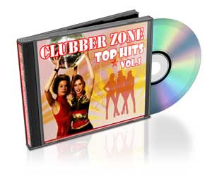 Clubber Zone – Top Hits Vol.1 2008