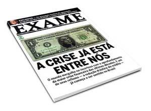 Revista Exame - 08 de Outubro de 2008