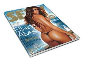 sexy,2008 Revista Sexy   Ellaine Alves   Novembro 2008