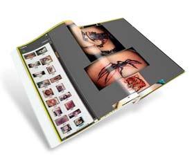 tatoo,2008 500 modelos de tatuagens