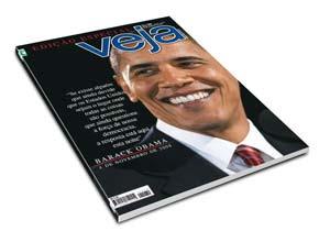 Revista Veja - 12 Novembro 2008