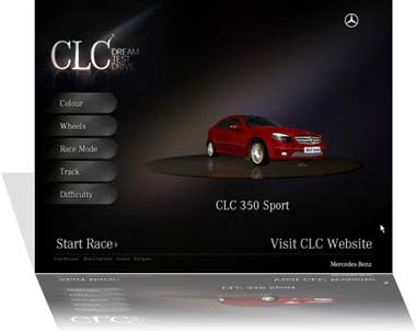 01655mc Mercedes CLC Dream Test Drive