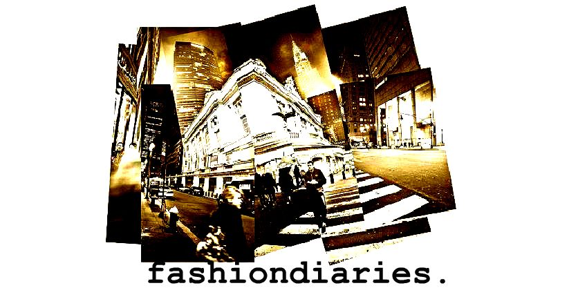 The Fashion Diaries