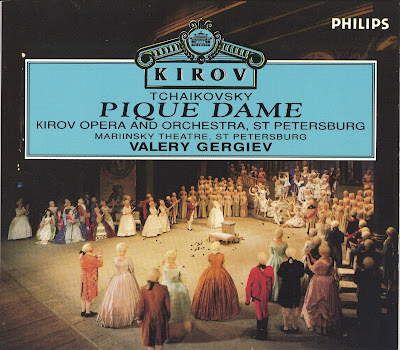 Tchaikovsky-La Dame de pique Piquebook