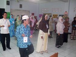 KURSUS BAHASA ARAB DI AL-IKHLAS GALAXI, BEKASI JANUARI 2010