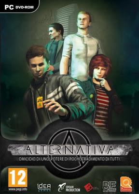 Categoria aventura, Capa Download Alternativa (PC)