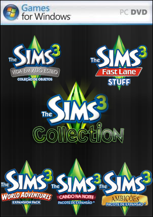 Download The Sims 3 Collection    PC