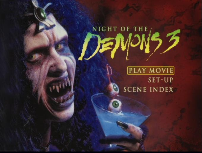 Tower Farm Reviews: Night of the Demons 3 (1997)