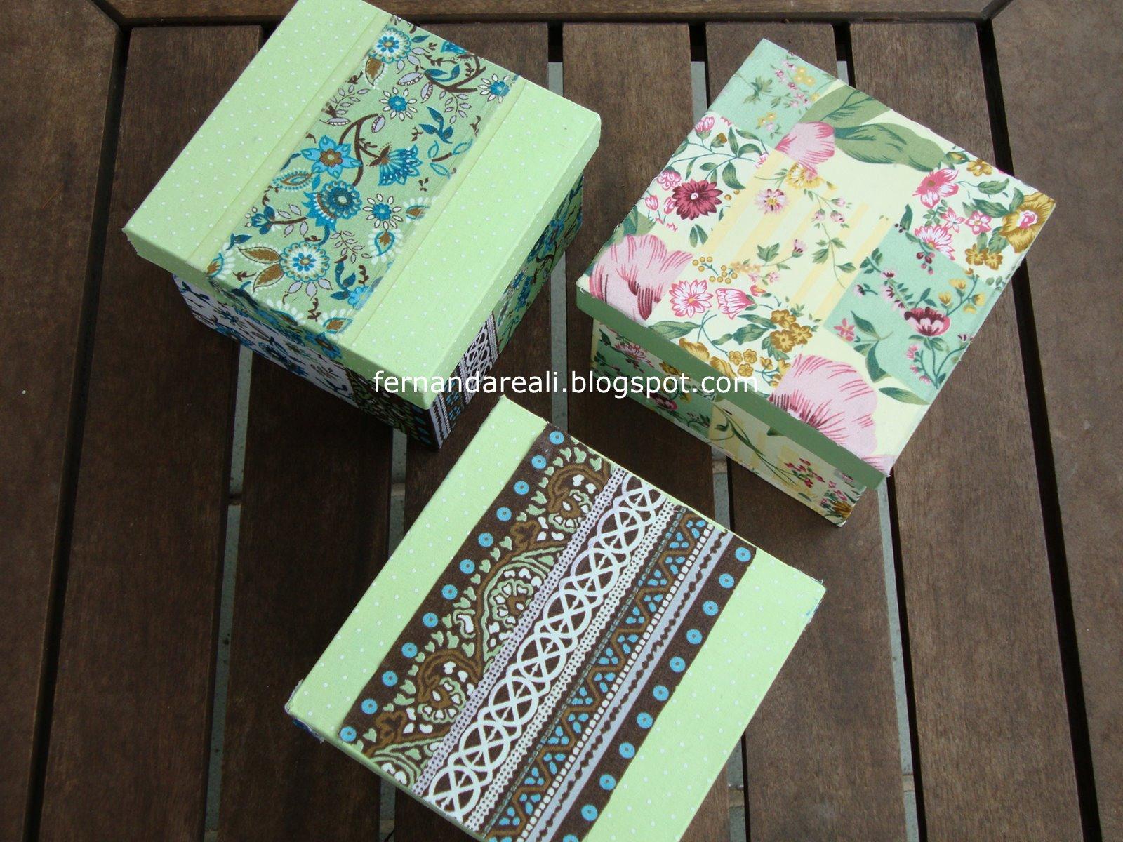 Caixas de Madeira Decoradas Fernanda Reali #658942 1600x1200